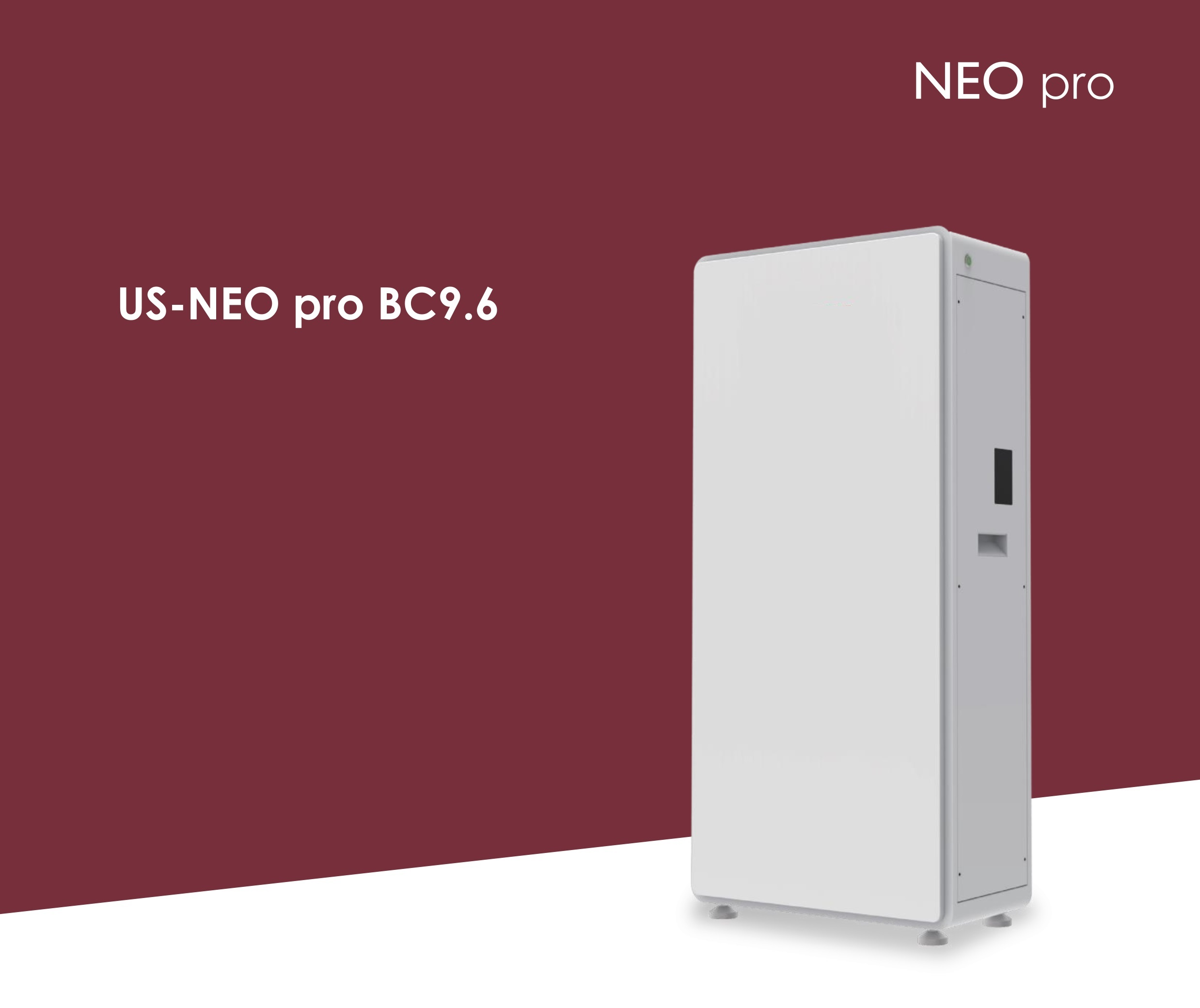 NEO Pro 9.6KWH